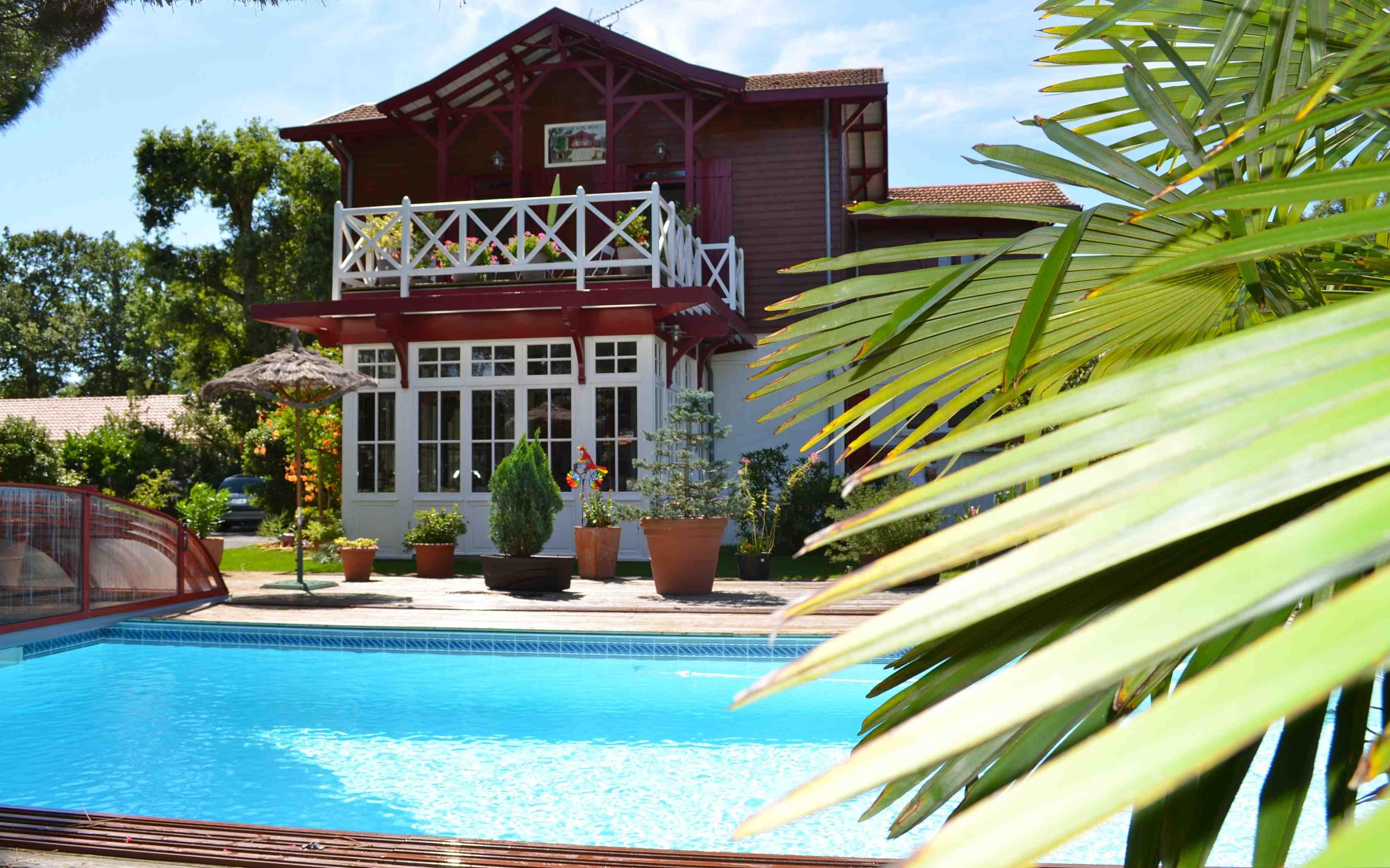 Chambre D Hote Villa Saint Barth Gujan Mestras